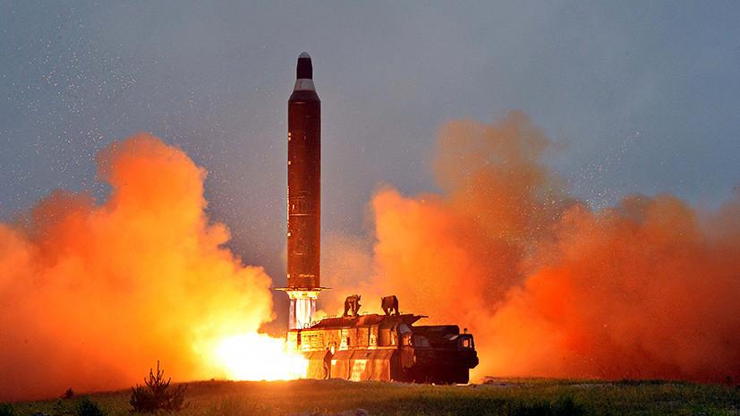 Ядерное безрассудство: как ракетные пуски КНДР отразятся на безопасности в регионе