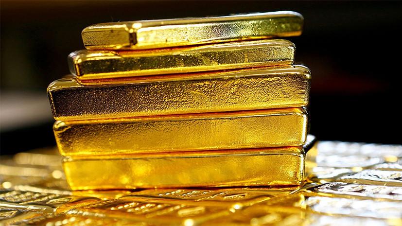 Золотое время: резервный драгоценный металл будет дорожать до середины 2017 года