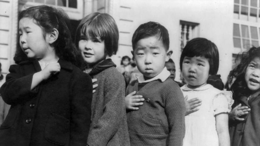 Нация за колючей проволокой: 75 лет назад в США началось интернирование японцев