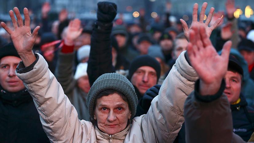 Почему в белоруссии люди вышли протестовать и чем это может обернуться