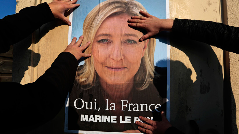 Все средства хороши: избирательная кампания во Франции переросла в войну компроматов