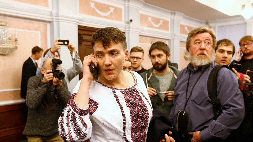 Указательный обстрел: в ДНР заявили об атаке ВСУ после приезда Савченко