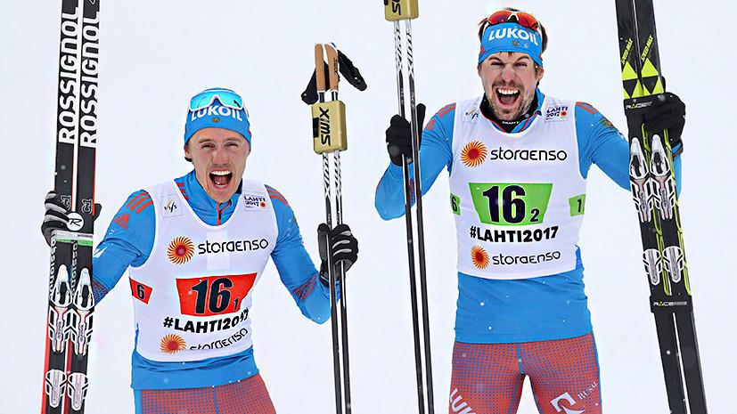 Магия Устюгова: российский лыжник завоевал второе золото чемпионата мира
