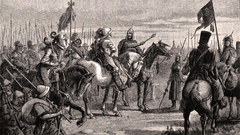 Новгород на пути в Швецию и обратно: 400 лет со дня заключения Столбовского мира