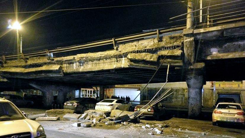 Мост в никуда: почему разрушаются киевские дороги и коммуникации