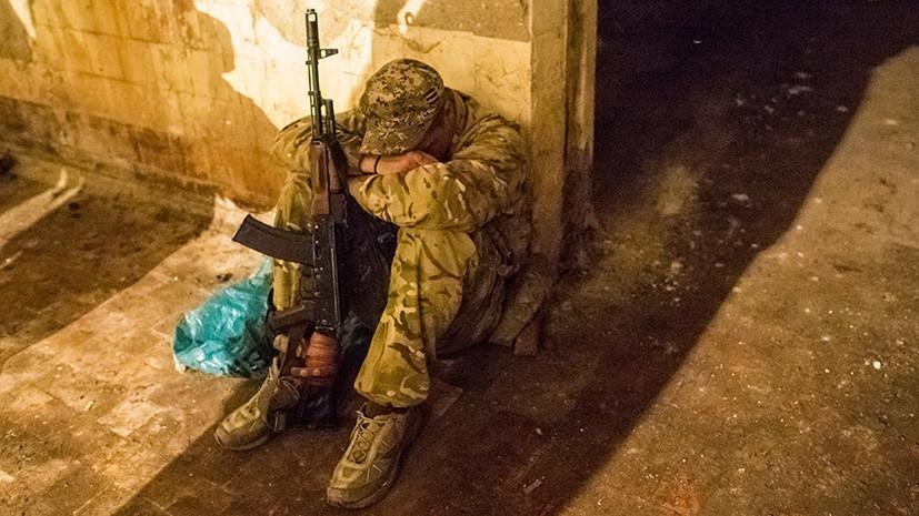Ополченец против человечества: добровольцу из Донбасса грозит пожизненный срок в Латвии