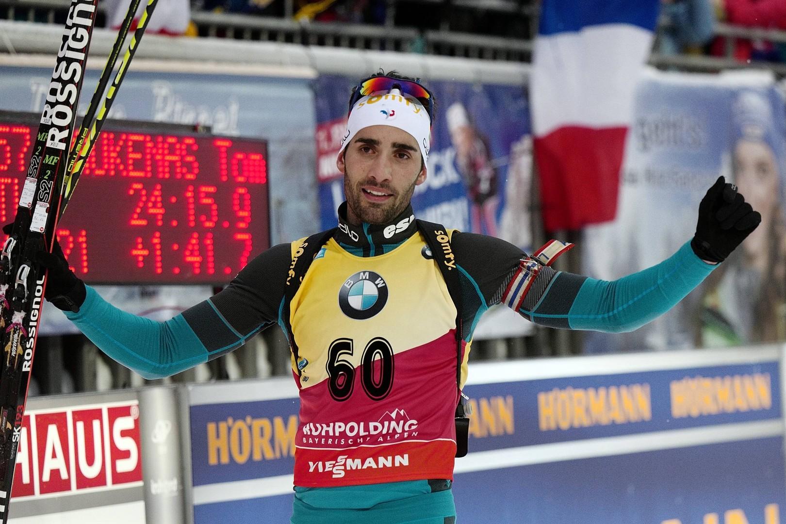 «Фуркад боится конкуренции»: появление Логинова в сборной России обеспокоило биатлонистов