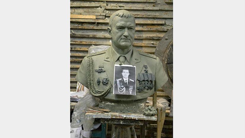 Вначале весны вКореновске откроют монумент летчику Хабибуллину, погибшему вСирии