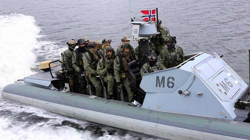 Ждать у моря угрозы: Осло наращивает военную мощь из-за «политики Кремля по подрыву НАТО»