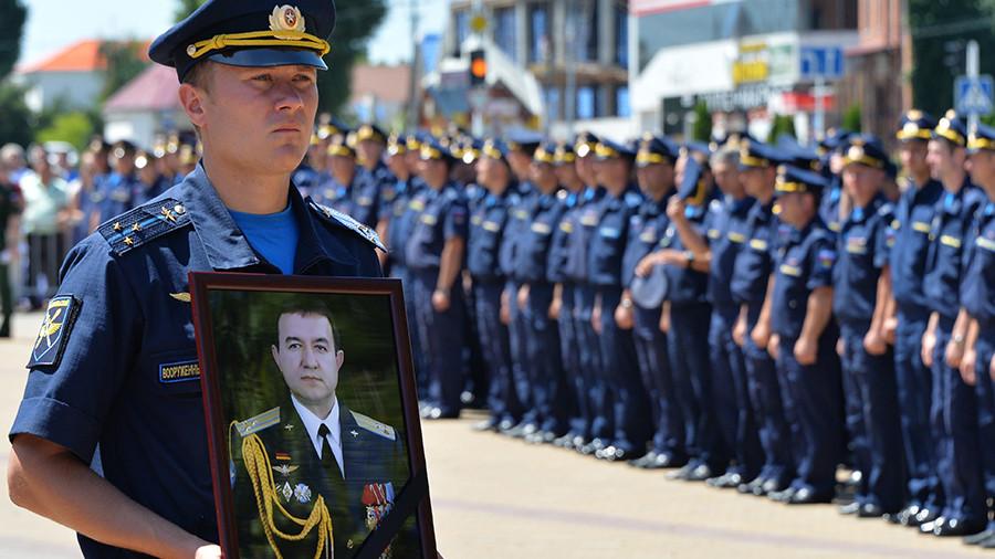 лётчику Хабибуллину установят памятник в Краснодарском крае
