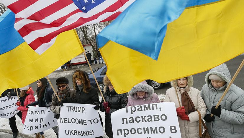 В конгрессе США потребовали новых санкций из-за Авдеевки