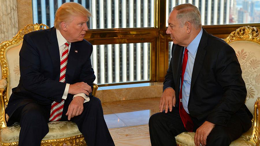 Большой брат Израиля: о чём договорятся Трамп и Нетаньяху