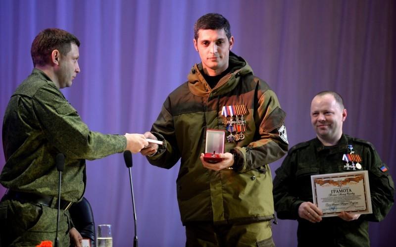 Командир ополченцев Гиви умер вДНР в итоге теракта