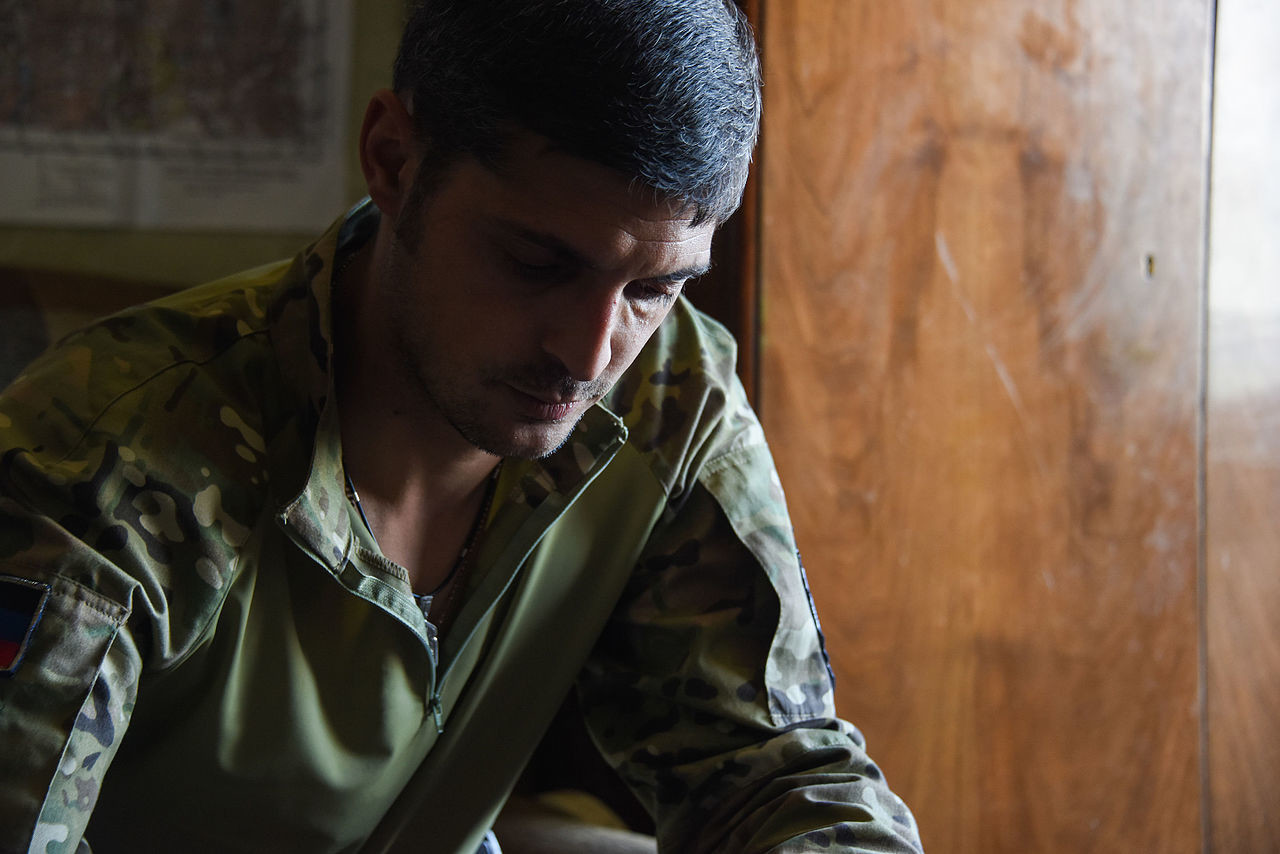 Теракт вДНР, умер командир батальона «Сомали» Гиви