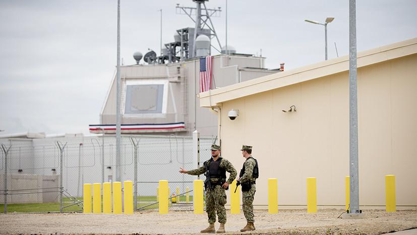 США отремонтируют военную базу Девеселу в Румынии