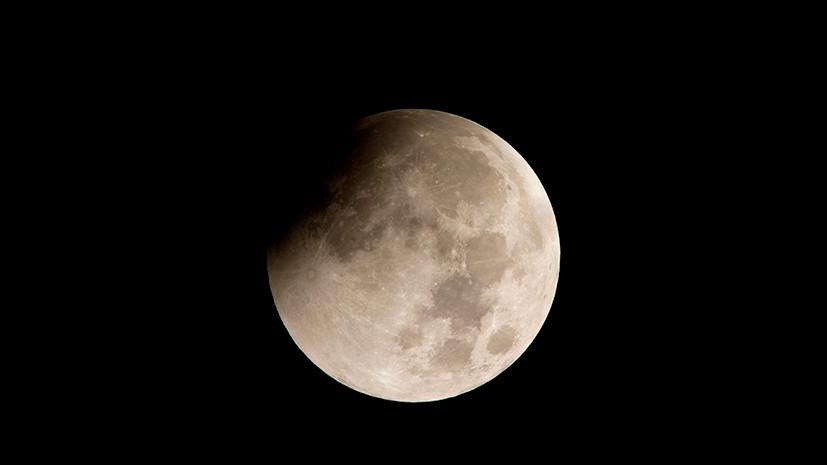 этой ночью Луна погрузится в полутень