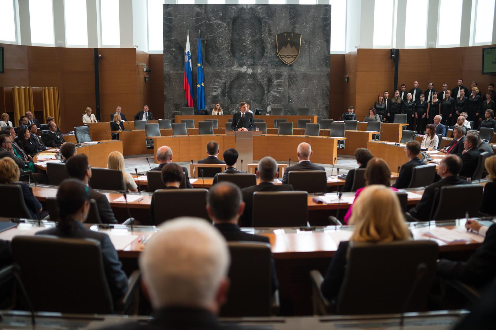 Словения наведет мосты между Россией и Евросоюзом