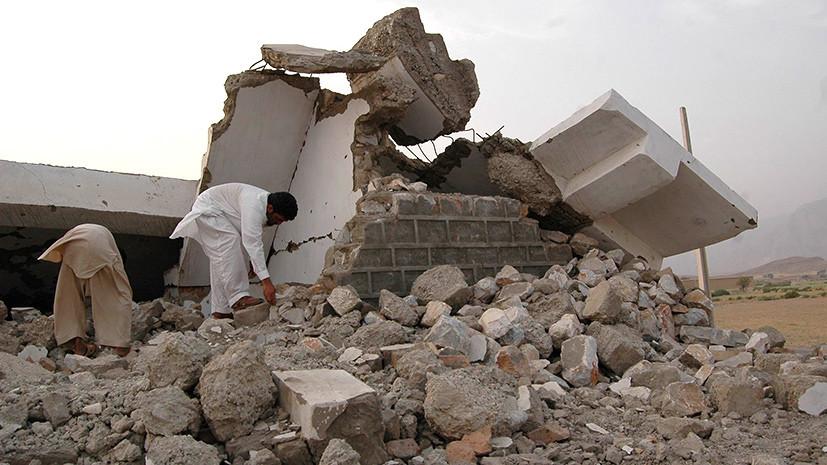 «В основном женщины и дети»: в ООН рассказали о жертвах авиаударов коалиции в Афганистане