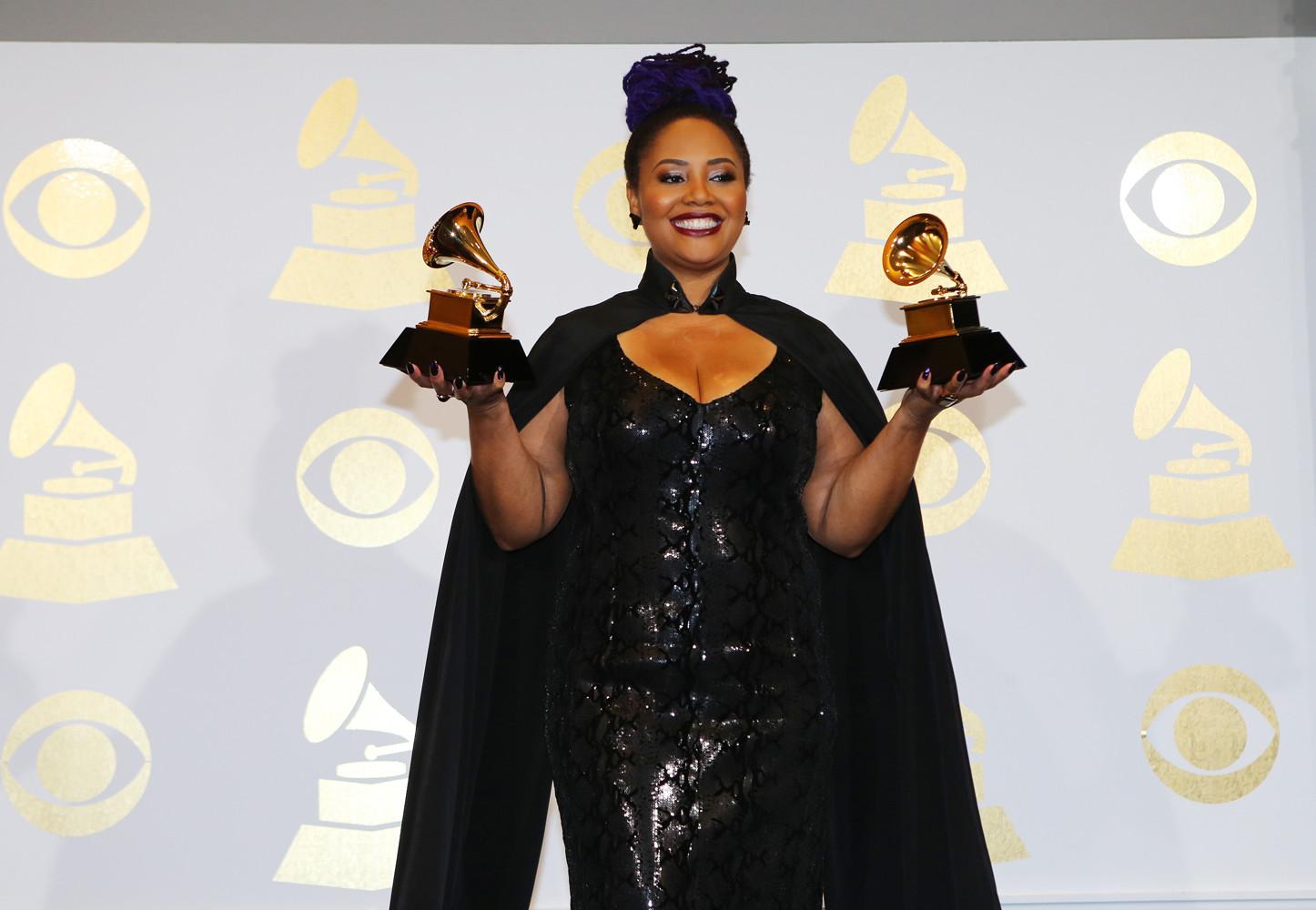Лала Хэтэуэй получила две награды, в том числе за «Лучший R&B альбом»