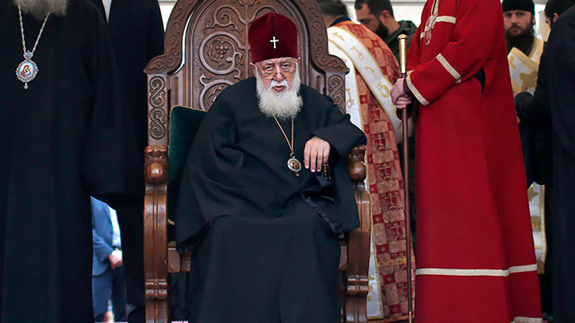 кто может стоять за покушением на предстоятеля грузинской церкви