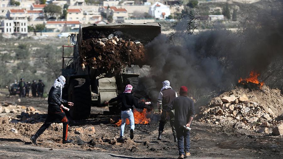 Трампу предложили план по решению арабо-израильского конфликта