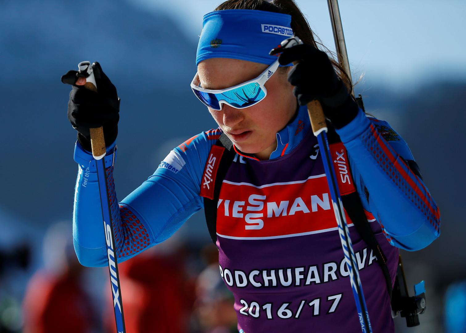 Опять не в топ-25: россиянки провалили индивидуальную гонку на ЧМ по биатлону
