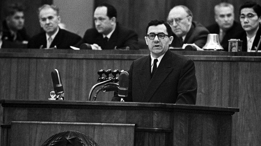 Угрюмый Гром: как великий советский дипломат крушил лёд в отношениях Москвы и Вашингтона