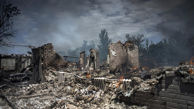 «Чёрные дни Украины»: российский журналист рассказал о победе в конкурсе World Press Photo