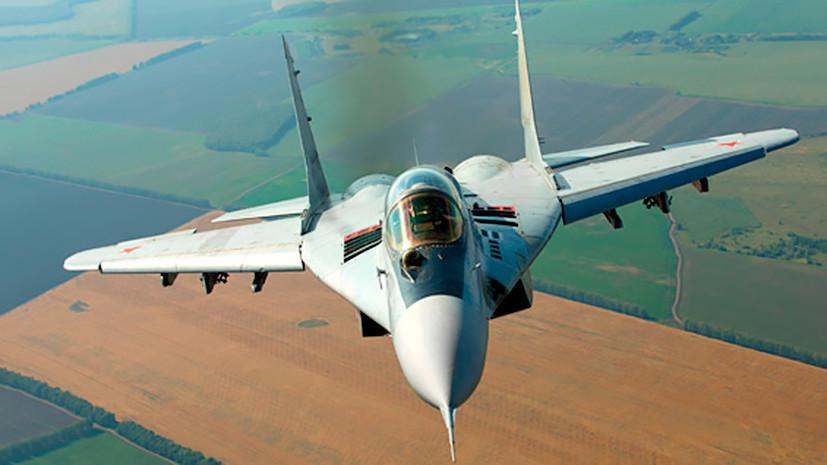 Входящая в НАТО Болгария будет чинить  МиГи-29