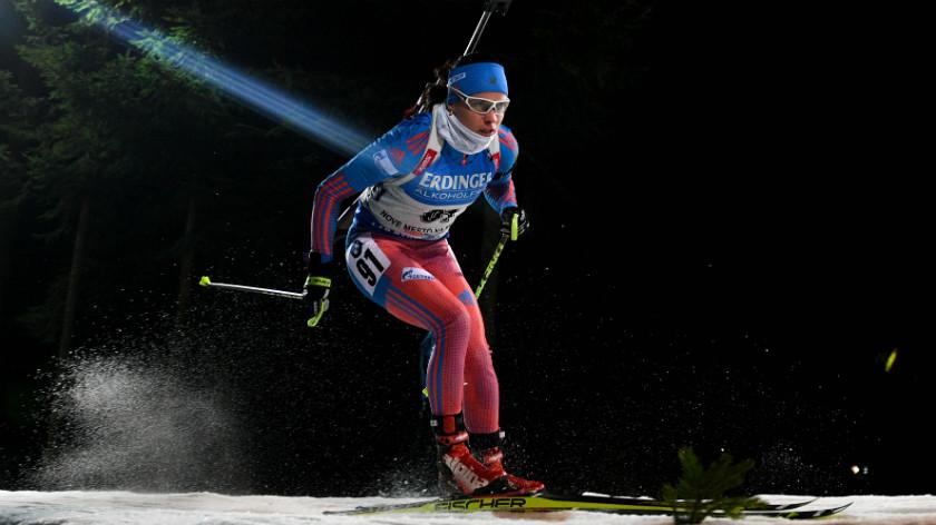 «Завершать карьеру пока не собираюсь»: Слепцова подвела итоги ЧМ по биатлону