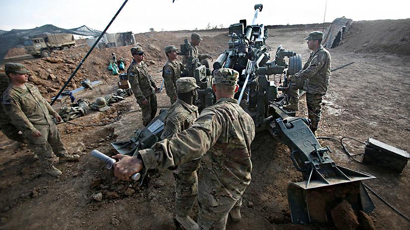 Инструктор познаётся в бою: Пентагон впервые признал прямое участие в сражениях за Мосул