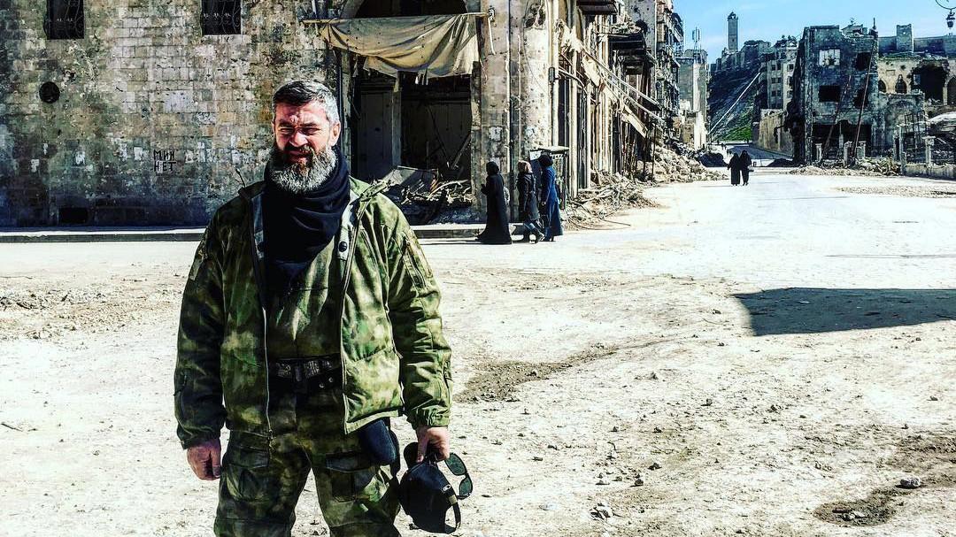 Бадюк рассказал RT о работе военным корреспондентом в Сирии