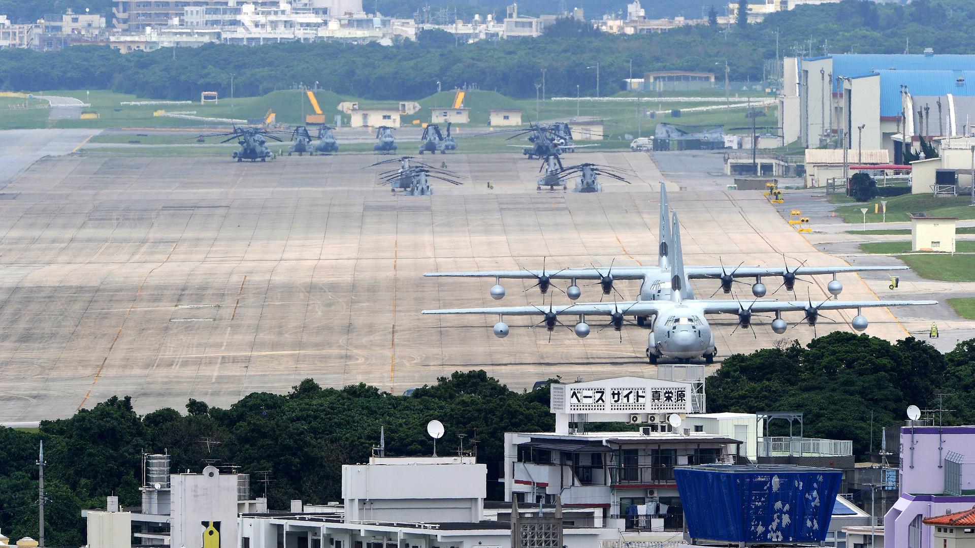 Власти Японии выплатят жителям Окинавы $267 млн за шум от базы ВВ