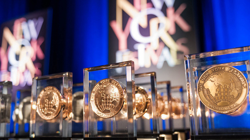 RT вышел в финал New York Festivals в 18 номинациях, опередив BBC и CNN