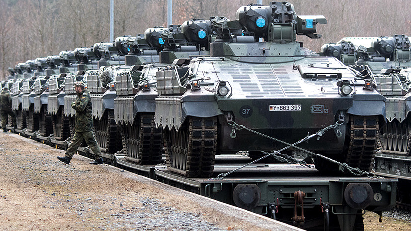 Германия защитит Европу: бундесвер увеличит финансирование под давлением НАТО
