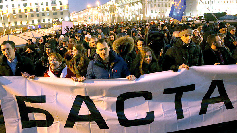 Сборный вопрос: почему введение в Белоруссии «налога на тунеядство» принесло убытки казне