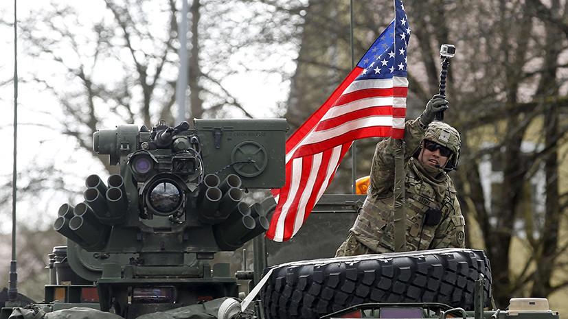 Налоги, столовые, военторги: какие привилегии получили американские солдаты в Латвии