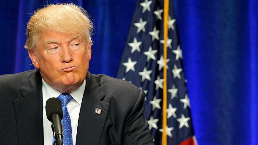 ОНЛАЙН. Первый блиц: выступление президента США Дональда Трампа в конгрессе