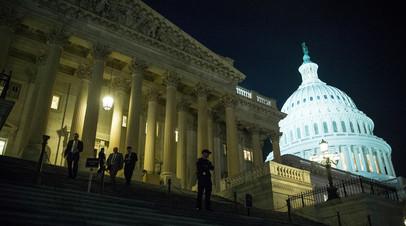 Осторожно, Россия: в сенате США снова обсуждают меры противодействия Кремлю и RT
