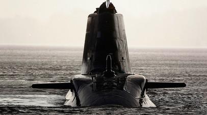 Подводная лодка Astute
