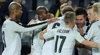 «Хотелось бы сыграть против «МЮ»: игроки «Краснодара» о выходе в 1/8 финала Лиги Европы