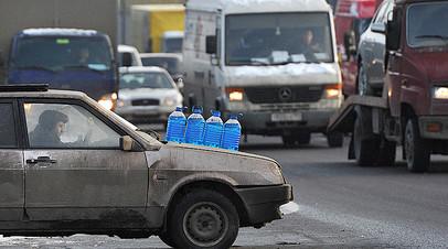 Незамерзающие меры: правительству предложили новый план по борьбе с отравлениями метанолом