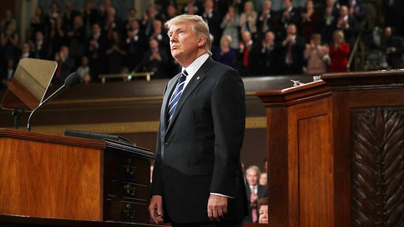 Момент истины: поддержат ли республиканцы законодательные инициативы Трампа