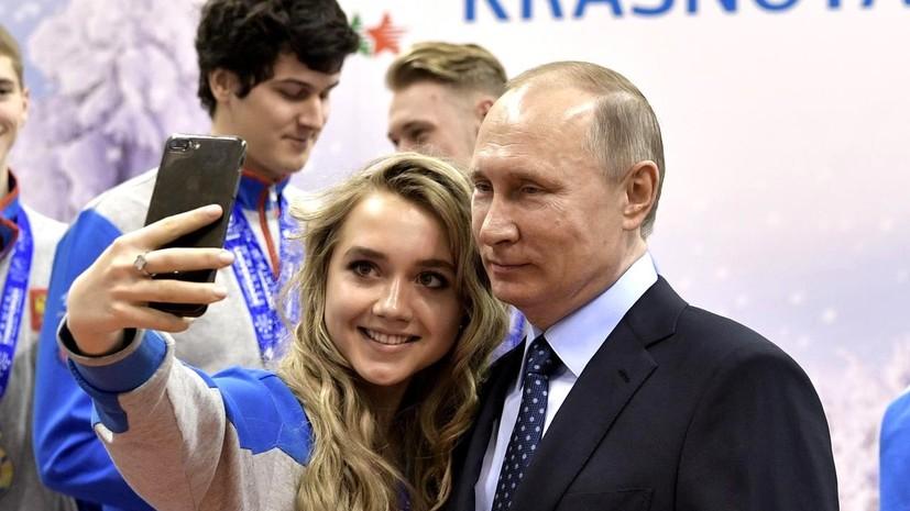 «Важный шаг в правильном направлении»: в WADA приветствовали слова Путина о допинге