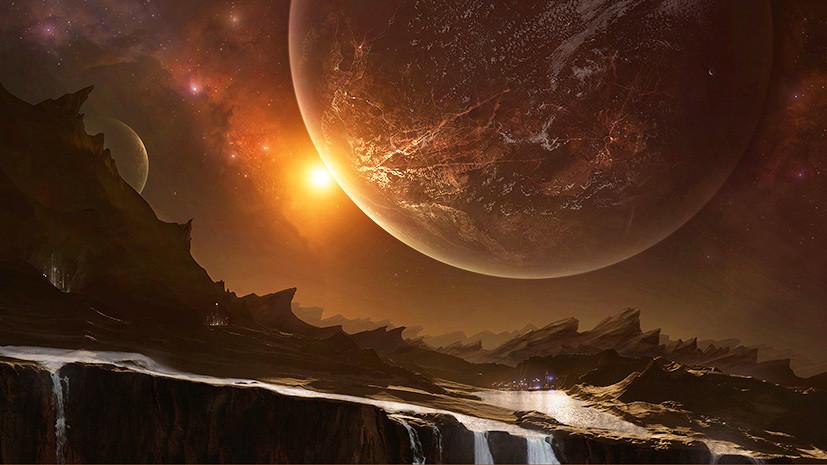 Интернет по зову NASA выбирает имена экзопланетам