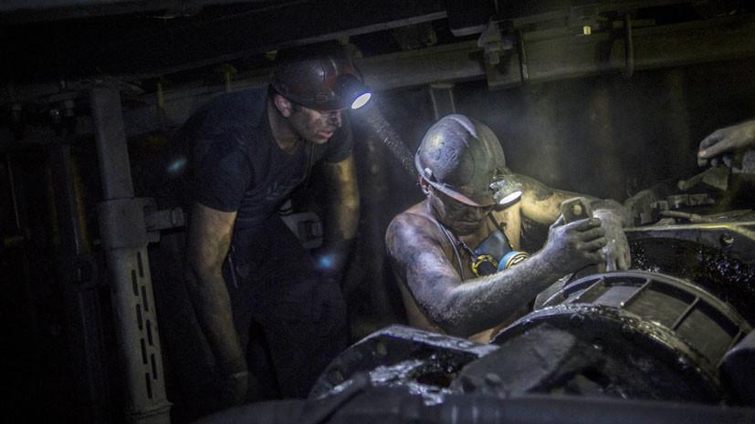 Трагедия на шахте: на Украине расследуют обстоятельства взрыва во Львовской области
