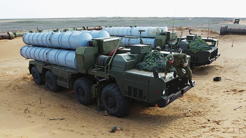 В Иране успешно прошли испытания российского ЗРК С-300