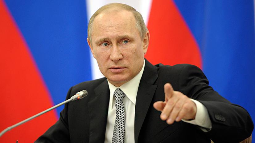 Президентское право: Путин помиловал осуждённую за смс Оксану Севастиди