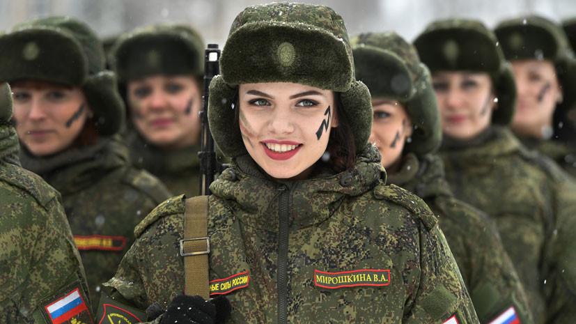 Силы специального значения: как женщины служат в российской армии