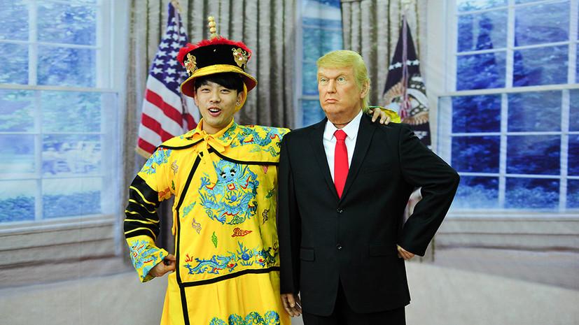 Когда лицом не вышел: в Китае открылась выставка неудачных восковых фигур знаменитостей